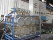 温調装置製作工事