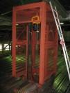 笠岡 工場中2階新設工事
