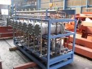 温調装置製作・設置工事