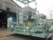 ガスコージェネレーション設備導入事業