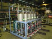 温調配管装置設計・製作・設置