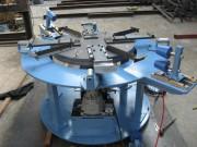 ターンテーブル装置製作