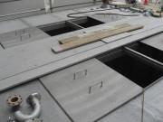山口県宇部 排水槽製作・設置工事
