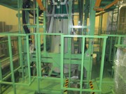 エフピコアルライト様関東工場 フィルム巻取り装置1号機安全対策工事(1基目)